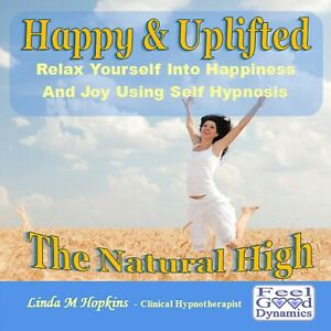 Help for Depression CD Happy and Uplifted CD Self Hypnosis Guided Meditation CD