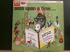 ONCE UPON A TIME  Fairy Tales With Music  LP Ken Rattenbury  British Jazz  1964