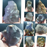 Amazing Cubic Fluorite Crystals/Specimens from Loralai/Baluchistan 10pcs