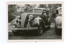 Photo snapshot - une voiture ancienne automobile old car 1923