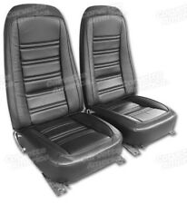 1976-1978 Corvette Original Style Leather and Vinyl Seat Covers 4197__