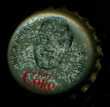 1964-65 COCA-COLA COKE HOCKEY BOTTLE CAP W/ CORK Bobby Hull CHICAGO BLACK HAWKS