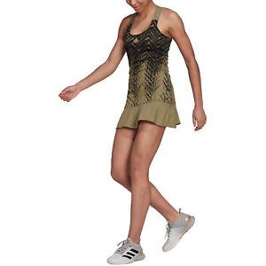Adidas Primeblue Orbit Green Womens Tennis Dress