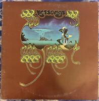 Yes – Yessongs - Original 1973 Monarch Pressing (NM) 3xLP - Atlantic SD 3-100