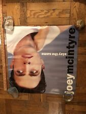 New Kids On The Block Meet Joe Joey McIntyre Mac poster