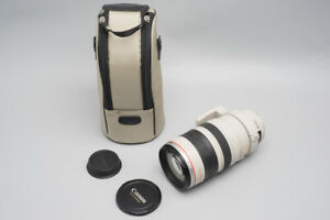 Canon EF 100-400mm f/4.5-5.6 L IS USM Telephoto Zoom Lens, F4.5-5.6