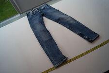 PEPE JEANS Cher Damen stretch Skinny Hose Röhrenjeans 24/28 W24 L28 blau TOP :