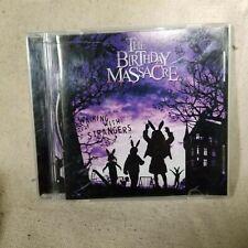 The Birthday Massacre Walking with Strangers Music CD Post Hardcore Industrial
