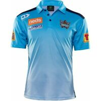 NRL 2020 Media Performance Polo - Gold Coast Titans - Mens Ladies Youth
