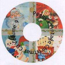 Vintage Christmas Greeting Cards CD V. 9