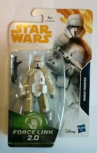 STAR WARS RANGE TROOPER SOLO CARD ACTION FIGURE FORCE LINK 2.0 NEW IMPERIAL