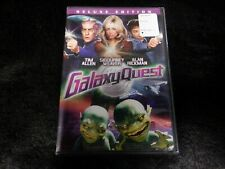 Dvd - Galaxy Quest - Deluxe Edition - New Sealed