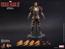 Hot Toys 1/6 MMS 251 huesos Iron Man 3 Mark XLI 41 nuevo Reino Unido