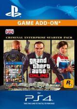 GTA V Online Criminal Enterprise Starter Pack DLC PS4 -  Same Day Dispatch