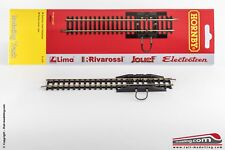 Hornby R618 Isolating Track Straight Length 168mm OO Gauge