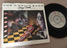 """7"""" THE J GEILS BAND FREEZE FRAME 1981."""