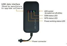 Guaranteed 100% GT02A GPS TRACKER VEHICLE +REAL TIME + 5 Year WARRNTY