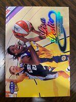 1999 Fleer Ultra WNBA Lisa Leslie #11 HOF