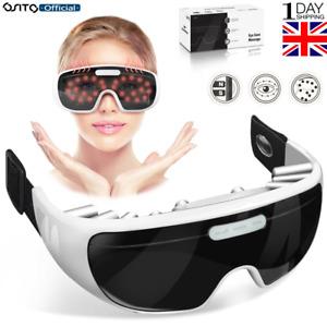 OSITO Eye Massager Portable Electric Massage Shiatsu Vibration Protect eyesight
