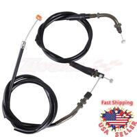 New Throttle Cable Clutch Cable Comp For HONDA TRX400EX SPORTRAX TRX 400X 99-08