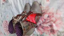 Joe Browns Womens Very Vintage Shoe Boots Brown (Tan) 7 UK