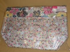 NEW Thirty One 31 Thermal Tote Organizer Picnic Lunch 293B Free Spirit Floral