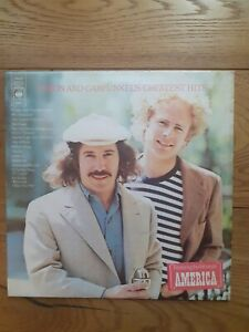 Simon And Garfunkel* – Simon And Garfunkel's Greatest Hits  69003 Vinyl LP
