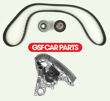Water Pump And Timing Cam Belt Kit Fit Fiat Ducato 2.3D Multijet 120