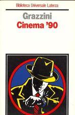 GRAZZINI Giovanni, Cinema '90