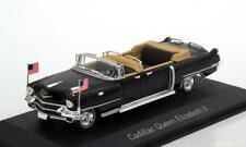1:43 Norev Cadillac Queen Elizabeth II 1956 black