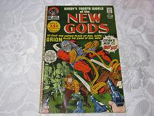 THE NEW GODS NO.4  SEPT  DC COMIC VINTAGE    T*