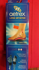 Aetrex Lynco Women's SPORTS Series Orthotics L420  Size 11