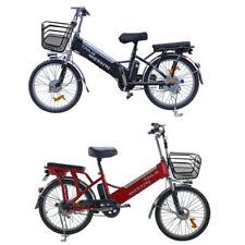 Unisex Adults E-City Bike Electric Bikes