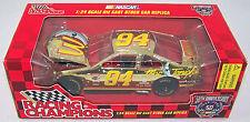 1998 Racing Champions GOLD 1:24 BILL ELLIOTT #94 Mac Tonight HO Ford Thunderbird