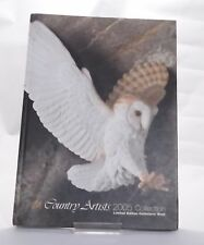 Country Artists 2005 Collection Limited Edition Collectors Book