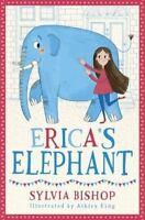 (Good)-Erica's Elephant (Paperback)-Bishop, Sylvia-1407168290