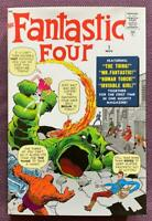 Fantastic Four Omnibus Vol 1 Lee & Kirby (Marvel 2013) 1st print, 2nd edition.