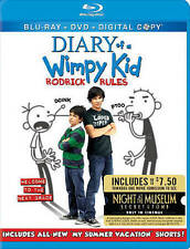 Diary of a Wimpy Kid: Rodrick Rules (Thr Blu-ray