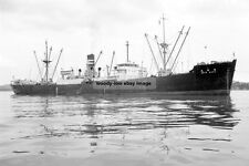 mc3774 - Japanese Cargo Ship - Hoyo Maru - photo 6x4