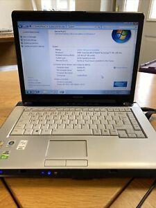 TOSHIBA SATELLITE A210-17L AMD TURION 64X2 TL-58 1.90GHz 2GB RAM 160GB HDD WIN 7