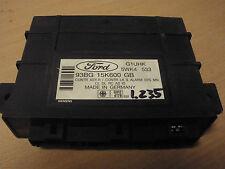 Central locking & remote alarm control ECU - Ford Mondeo 92-94 93BG15K600GB