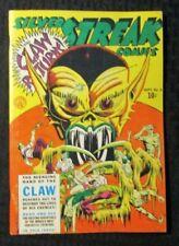 1970s FLASHBACK #27 FN- 5.5 Reprint Silver Streak Comics #6 The Claw Returns