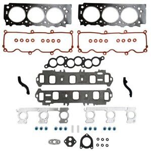 Engine Cylinder Head Gasket Set-VIN: U, GAS, MFI, Vulcan Magnum Gaskets HS13081