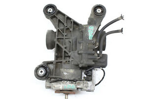 2006 AUDI A3 AUTO 3.2 REAR DIFFERENTIAL COMPLETE ASSEMBLY 02D52530C OEM 06 07 08