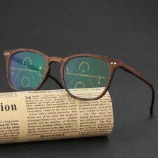Multifocal Reading Glasses Progressive Lens Eyeglasses Far Near Men Eye Reader