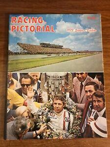 1973 Racing Pictorial    Auto Racing racing magazine