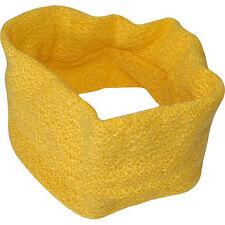 Elastic Yellow Alice Headband Hairband Headwrap Head Hair Band Wrap Aerobics Gym