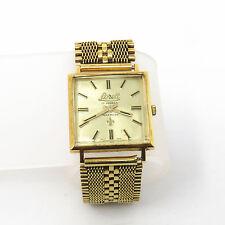 NYJEWE CORLETTO LORETT 18K Yellow Gold Vintage Ladies Watch 64.8 Grams!
