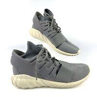 Adidas Tubular Doom PK Men's Size 13 Trainers Grey BS74920
