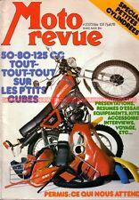 MOTO REVUE 2373Bis Spécial 50 70 80 90 125 HONDA ATC DAX YAMAHA Chappy SUZUKI RV
